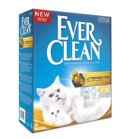Ever Clean 6 lt LitterFree Paws (Less Trail) Patilere Yapışmayan Kedi Kumu