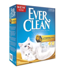 Ever Clean 10 lt LitterFree Paws (Less Trail) Patilere Yapışmayan Kedi Kumu